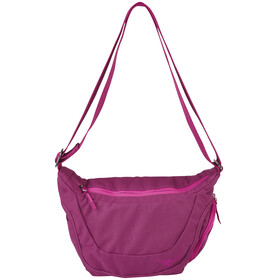 Osprey Flap Jill Micro Shoulder Bag Women Dark Magenta
